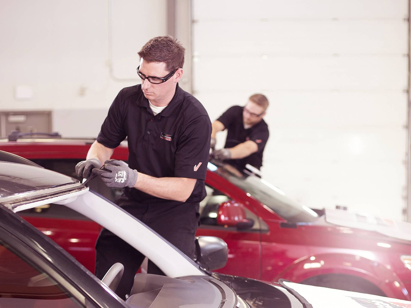 Windshield Replacement - Lebeau