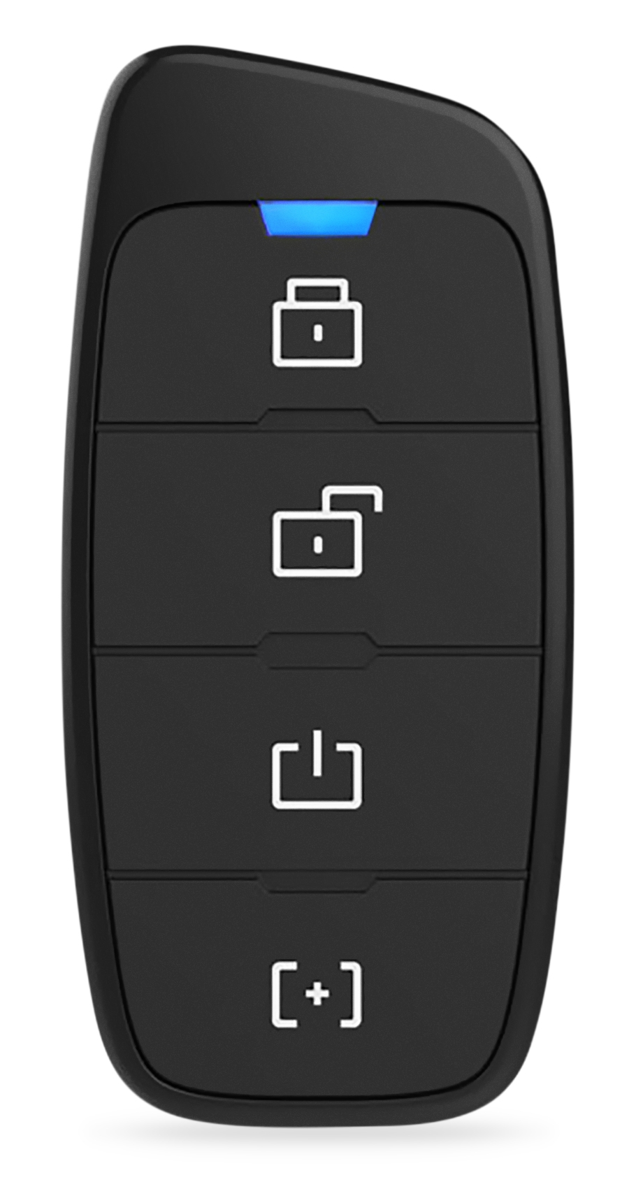 Two-way remote car starter